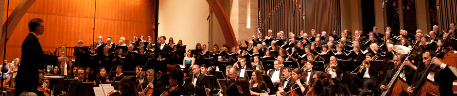 NJ Choral Society Symphony of Voices