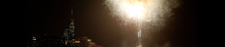 fireworks from hackensack